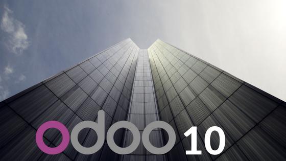 Odoo 10, la última versión de Odoo que combina facilidad de uso con una gran funcionalidad