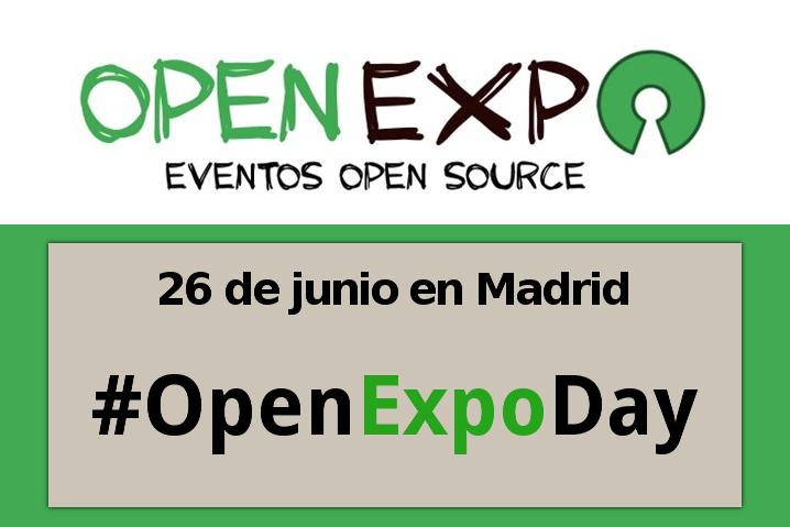 Ingeos en OpenExpoDay